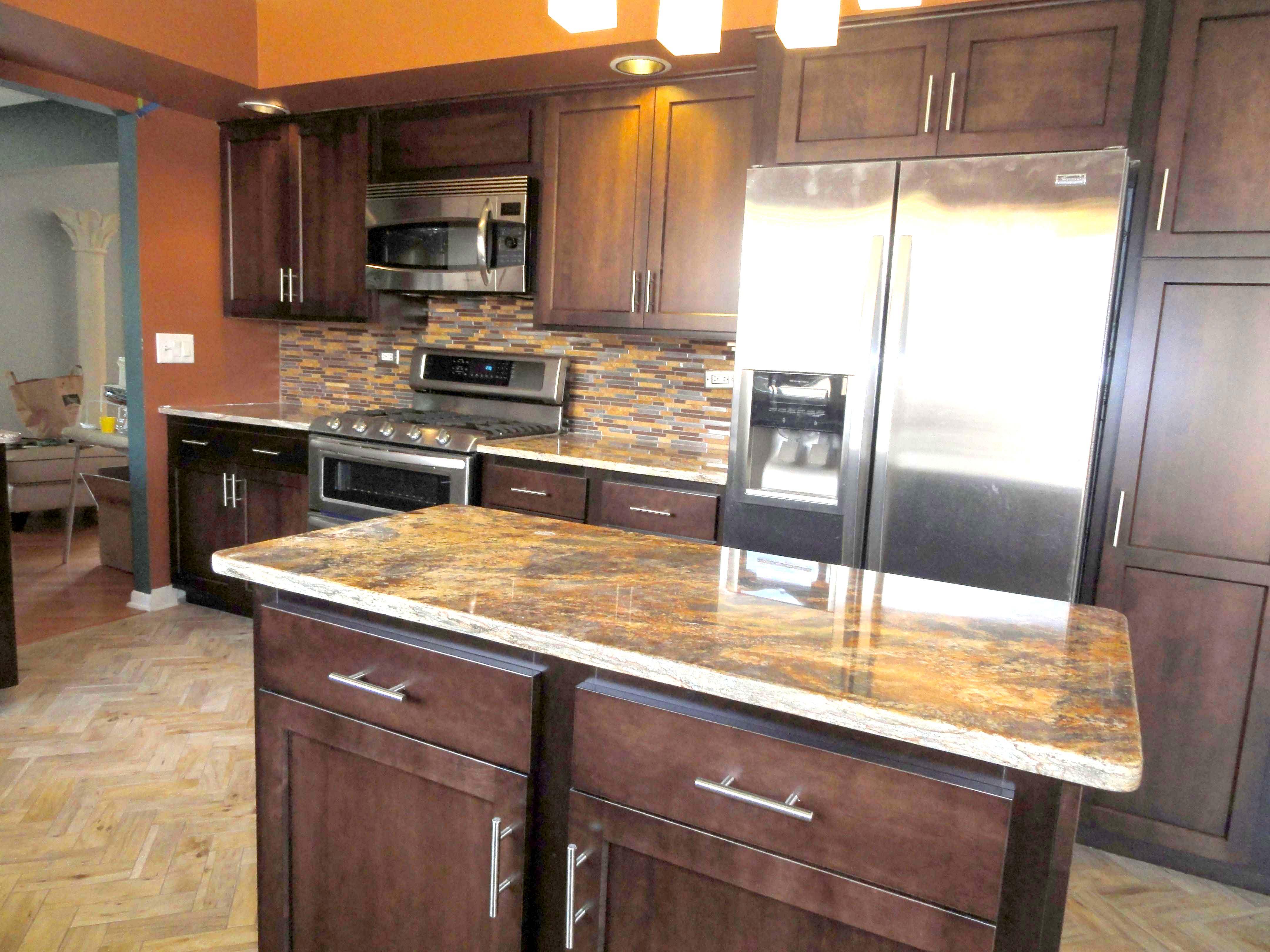 Custom Kitchen Cabinets Brantford