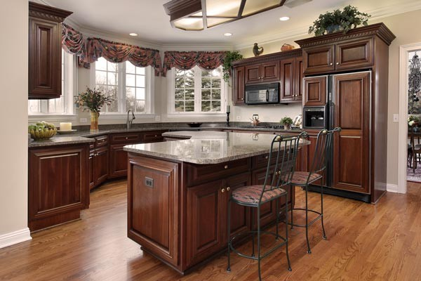 Home affordable cabinet refacing nu look kitchens for Cost to update kitchen cabinets and countertops